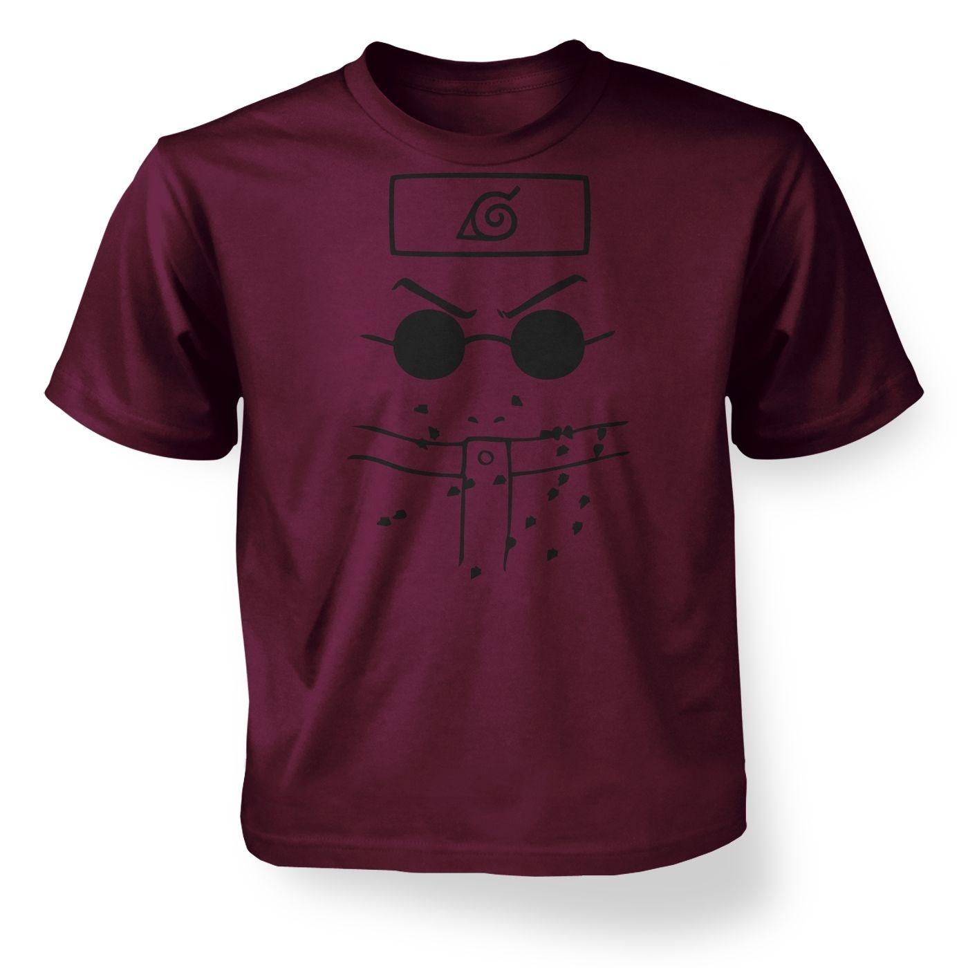 Shino Face - Kids' T-Shirt