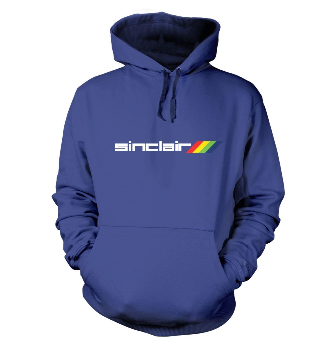 Sinclair Logo hoodie