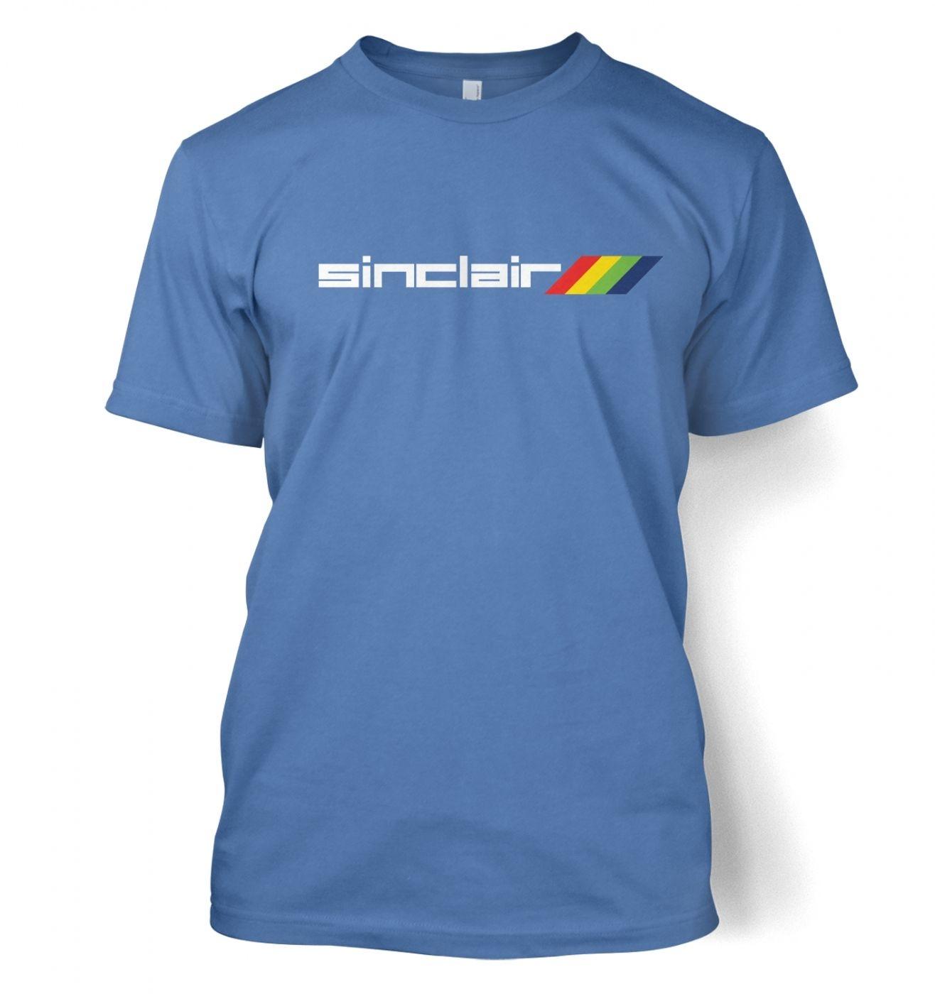 Sinclair Logo men's t-shirt