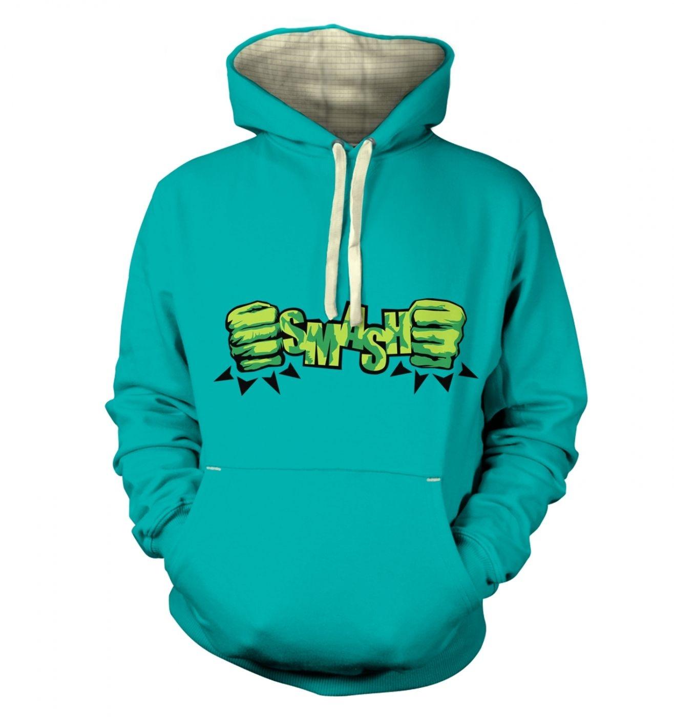 SMASH-Fists Smash premium hoodie