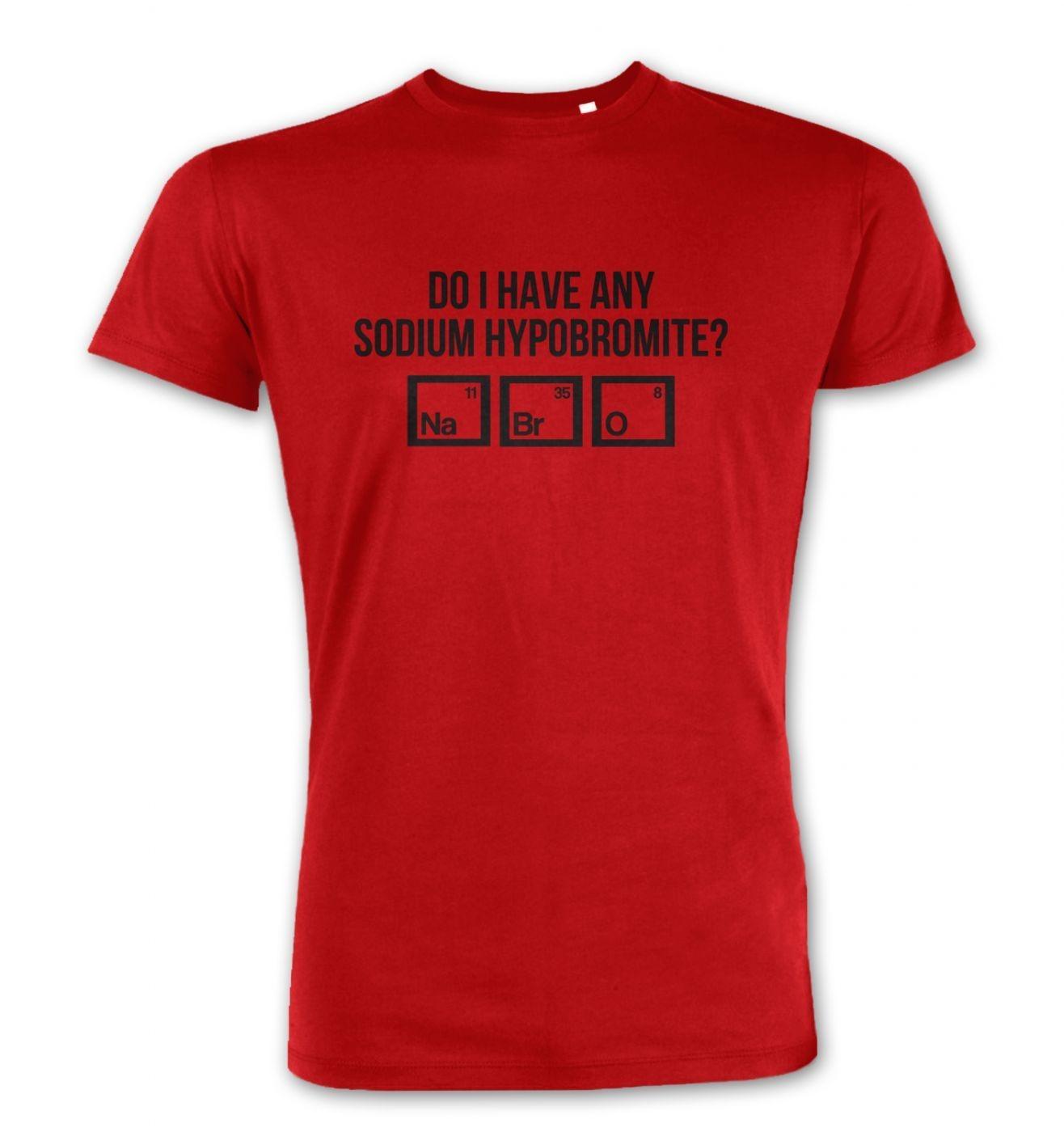 Do I Have Any Sodium Hypobromite NaBrO men's Premium t-shirt