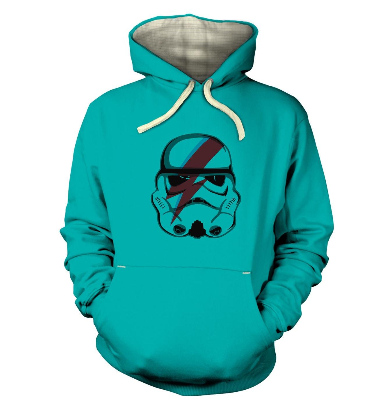 Stardust Trooper premium hoodie by Something Geeky