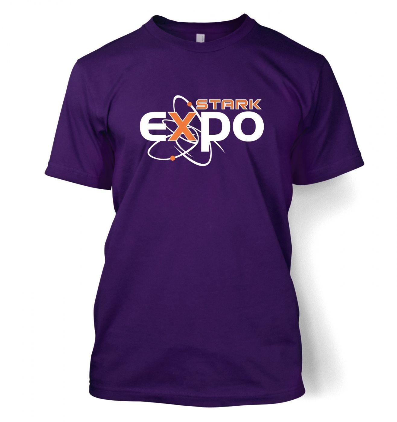 Stark Expo men's t-shirt