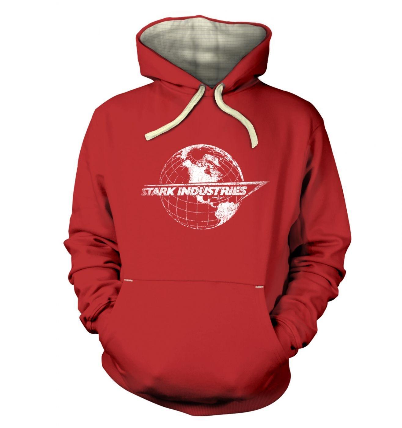 Stark Industries Globe hoodie (premium)