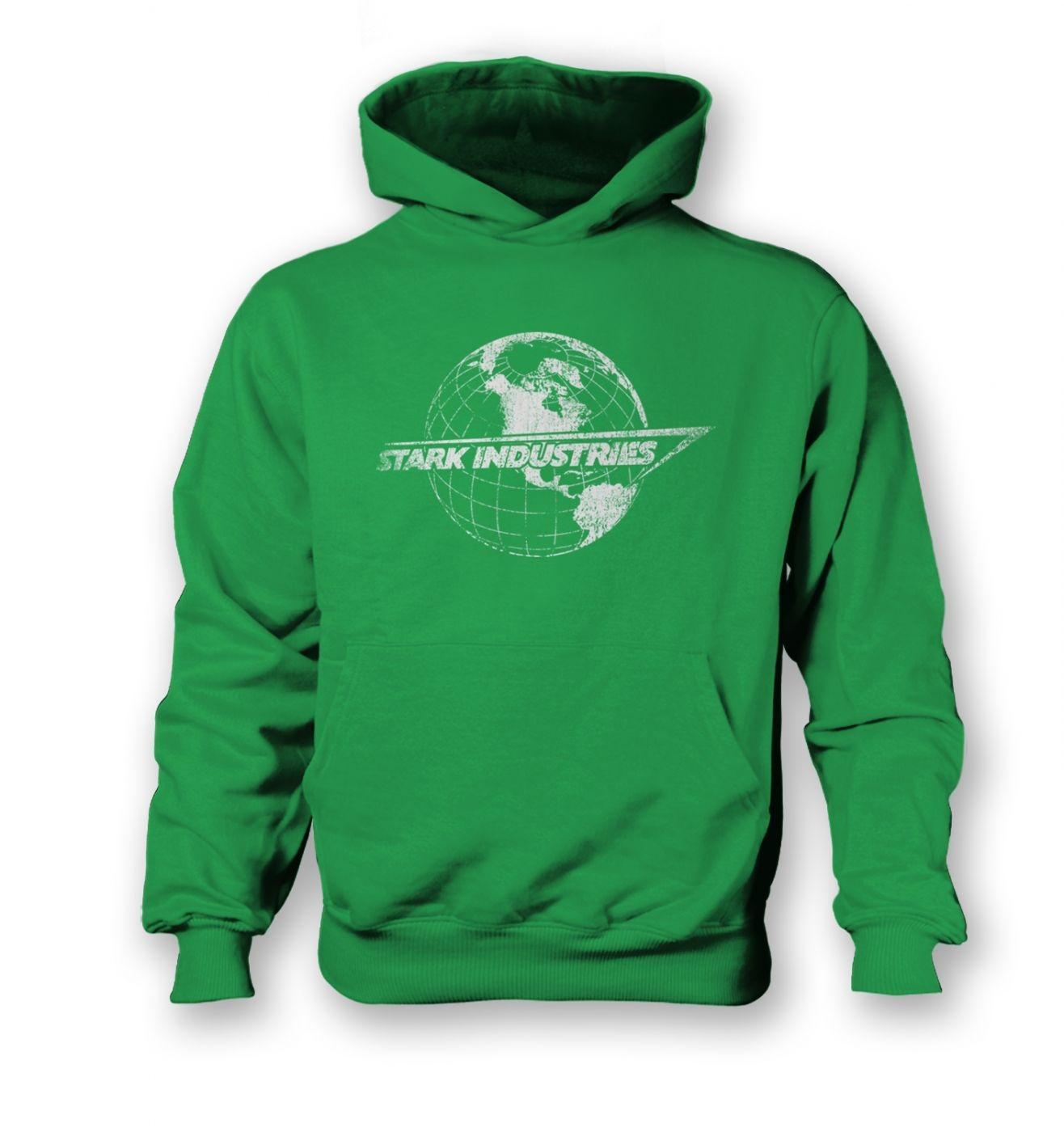 Stark Industries Globe kids' hoodie