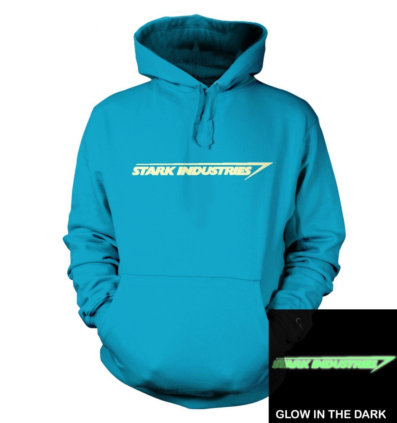 Stark Industries (glow in the dark) hoodie