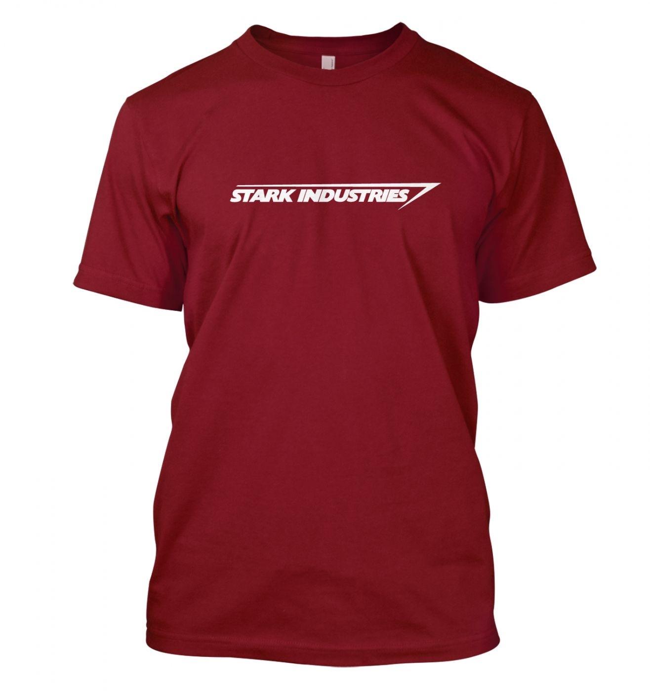 Stark Industries men's t-shirt