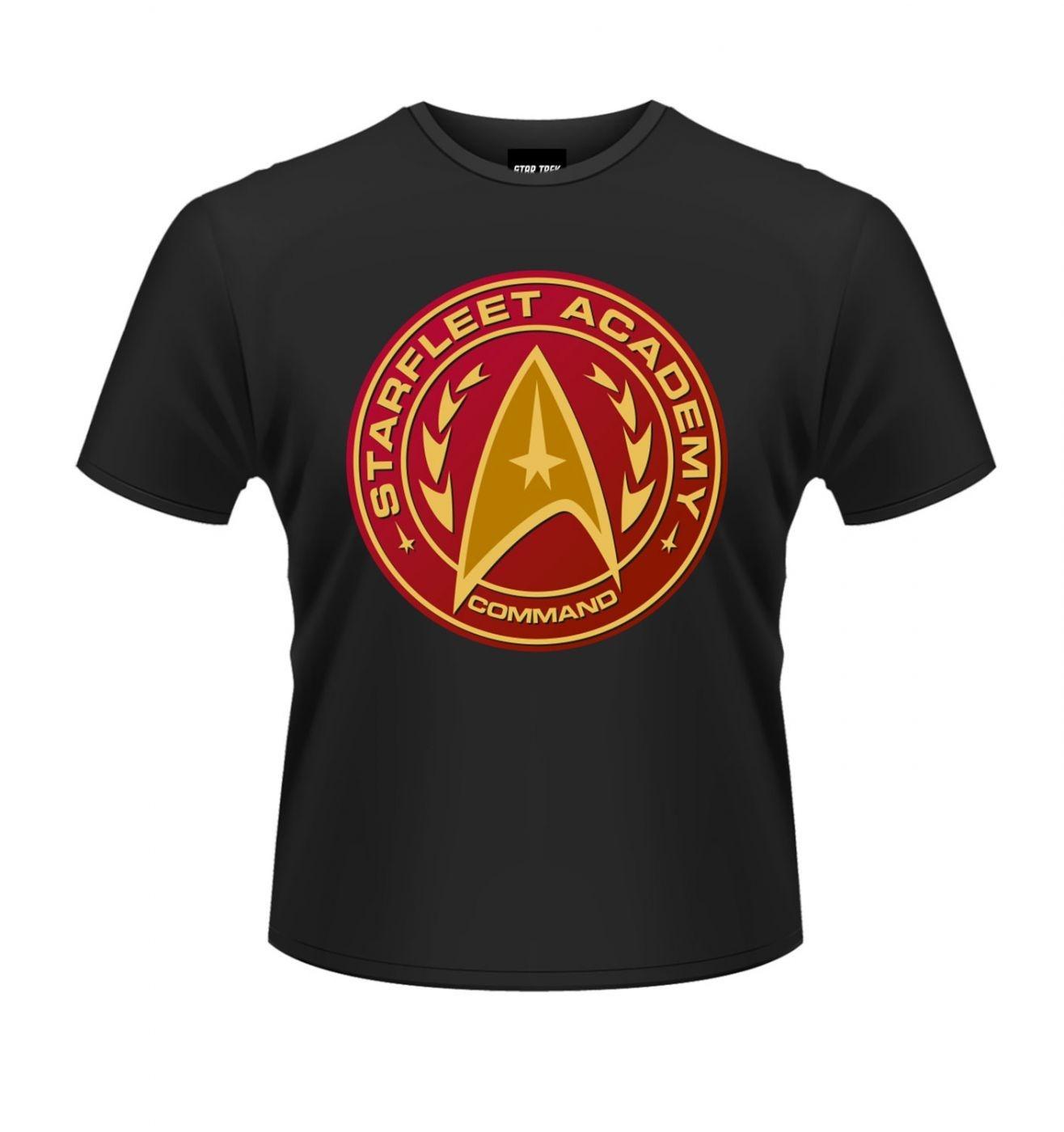 Star Trek Starfleet Academy Command t-shirt