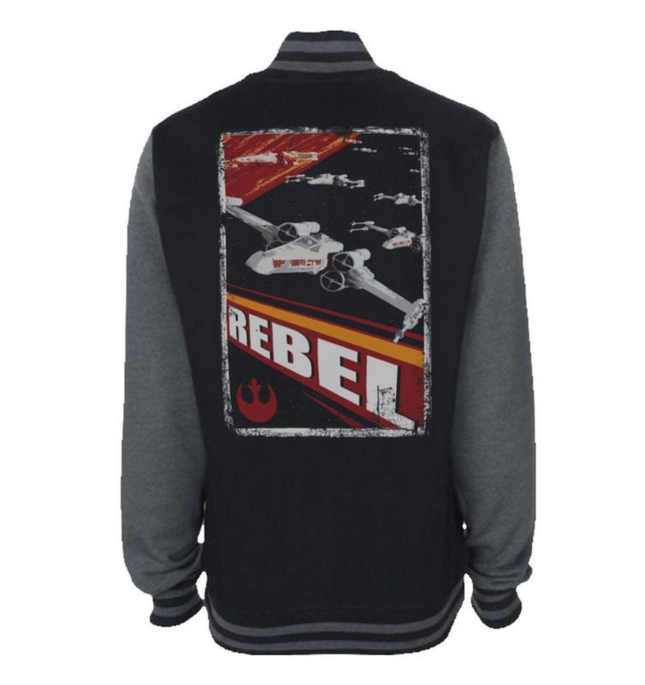 Star Wars Rebel jacket