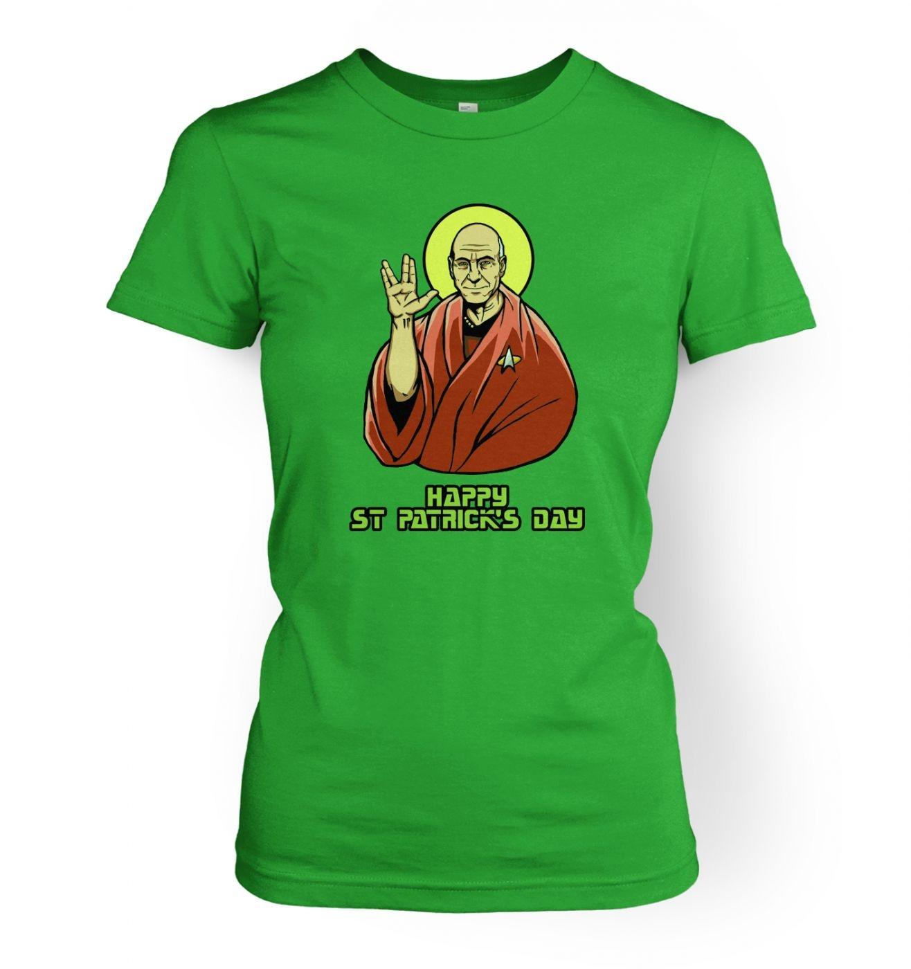 St. Patrick's women's t-shirt