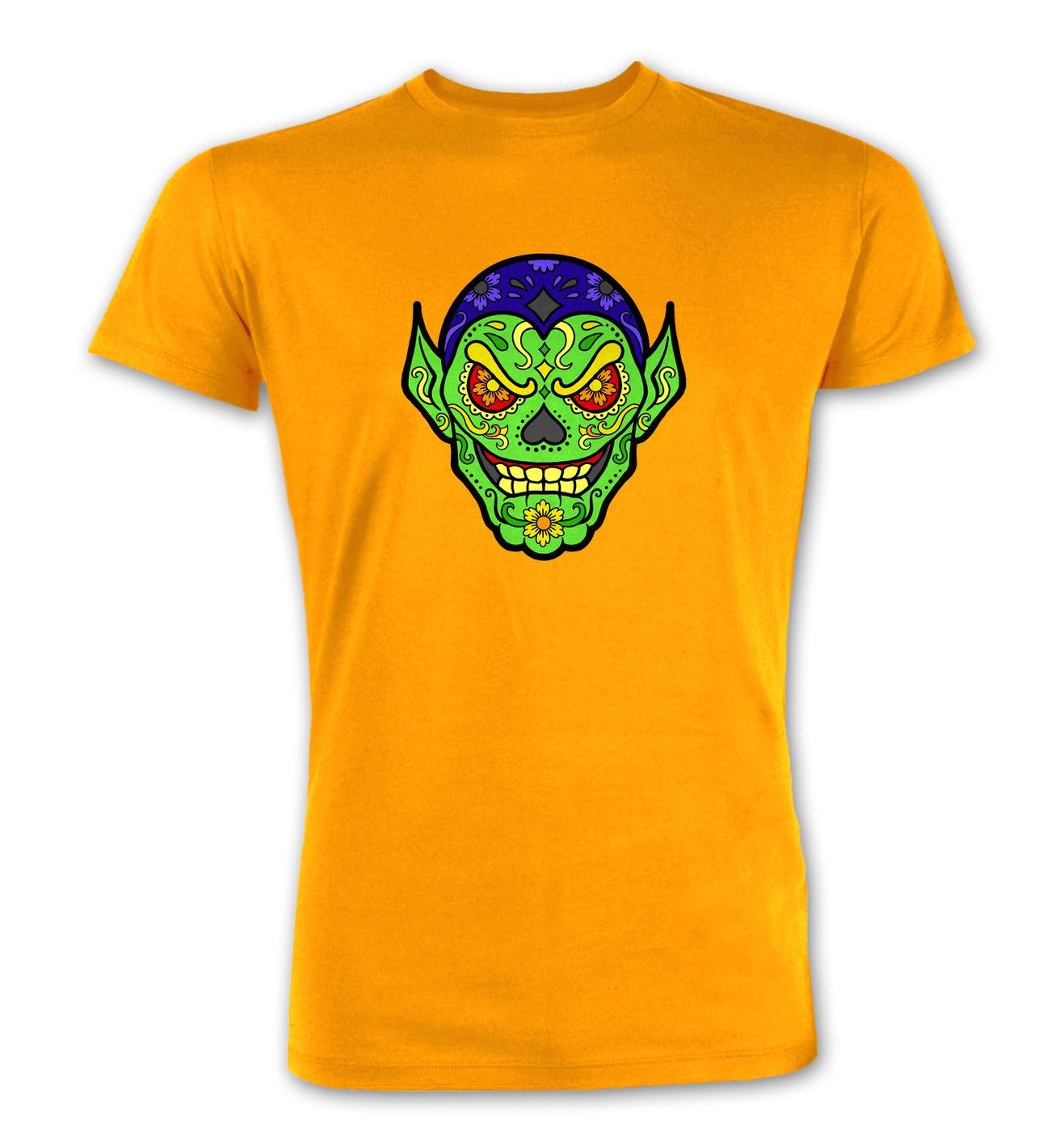 Sugar Skrull premium t-shirt by Something Geeky