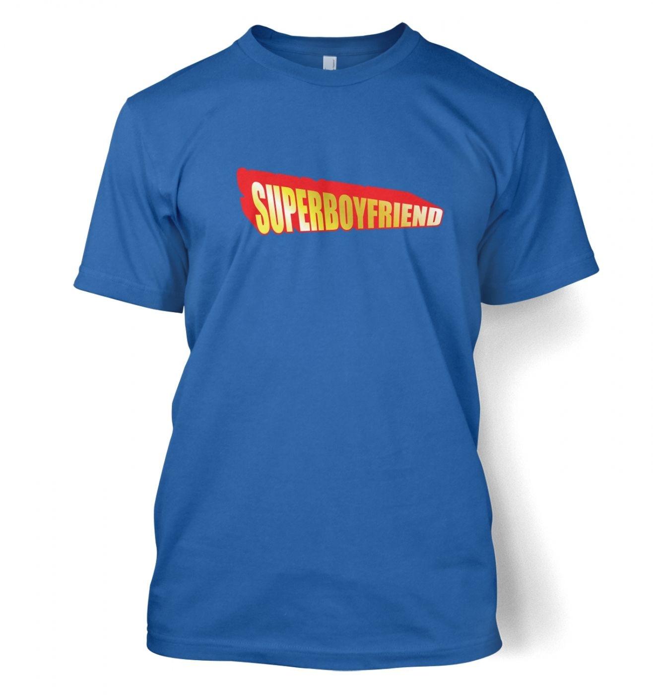 Superboyfriend t-shirt