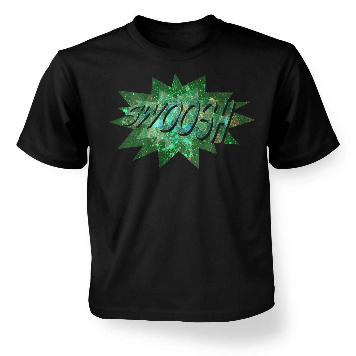 Swoosh kid's t-shirt