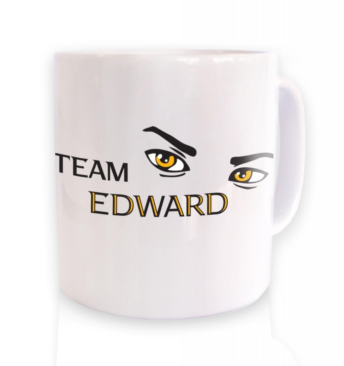Team Edward mug - Inspired by Twilight