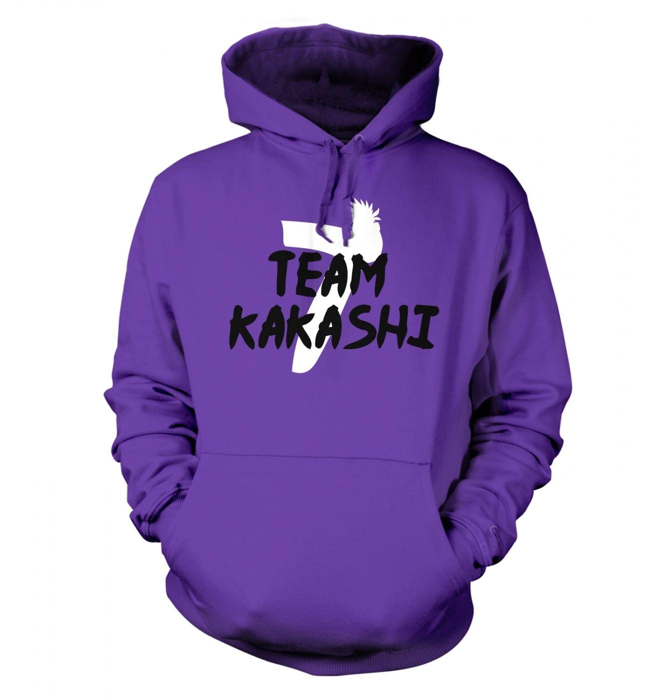 Team Kakashi - Adult Hoodie