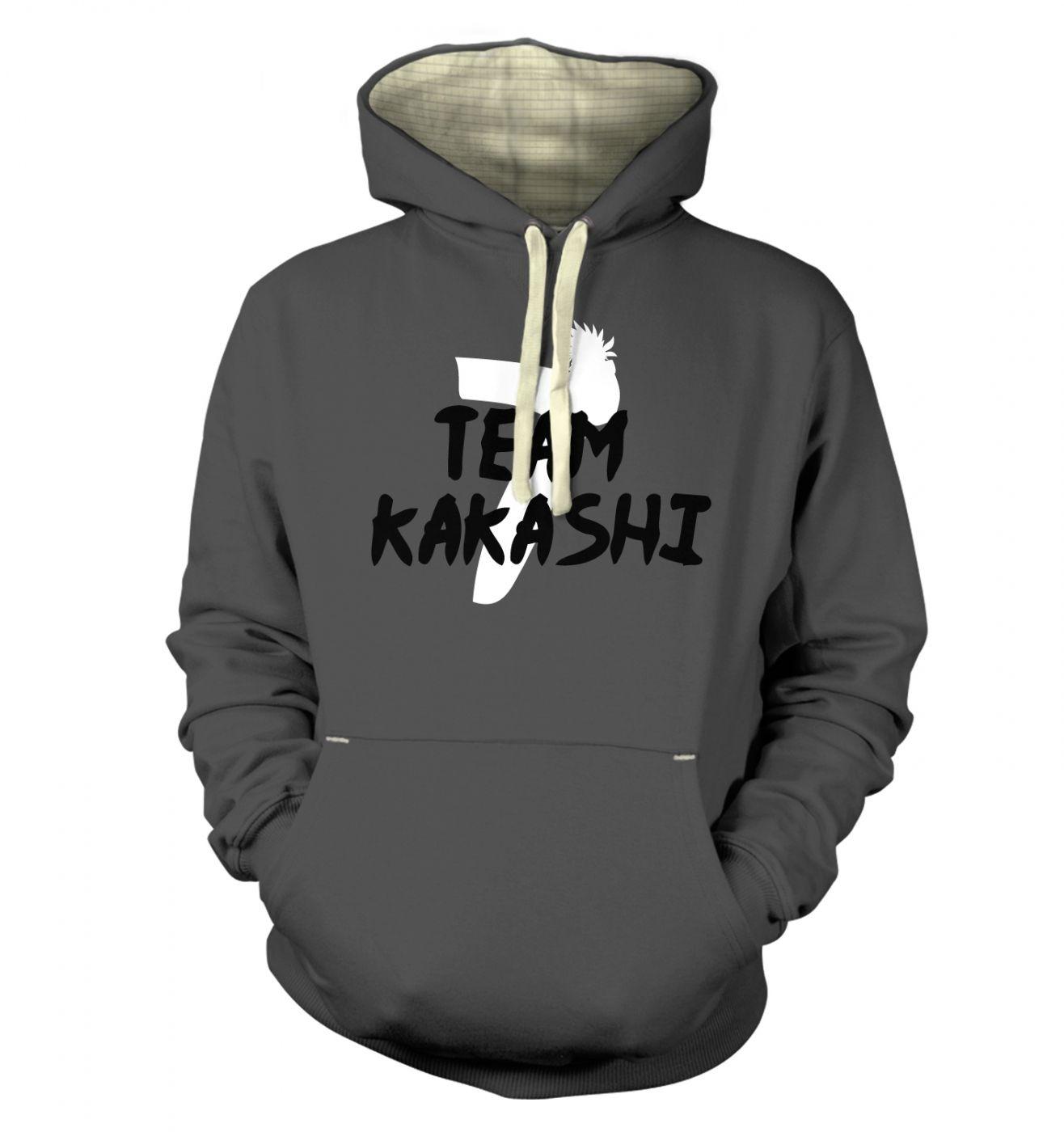 Team Kakashi - Premium Hoodie