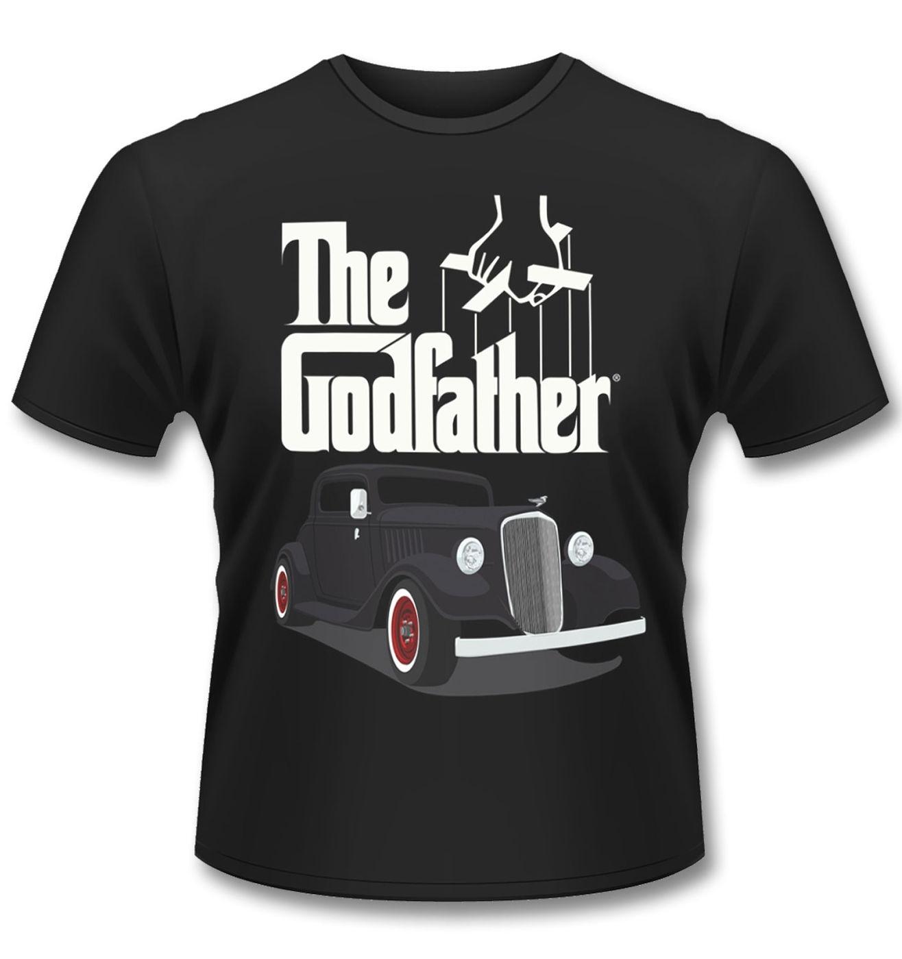 The Godfather Car t-shirt