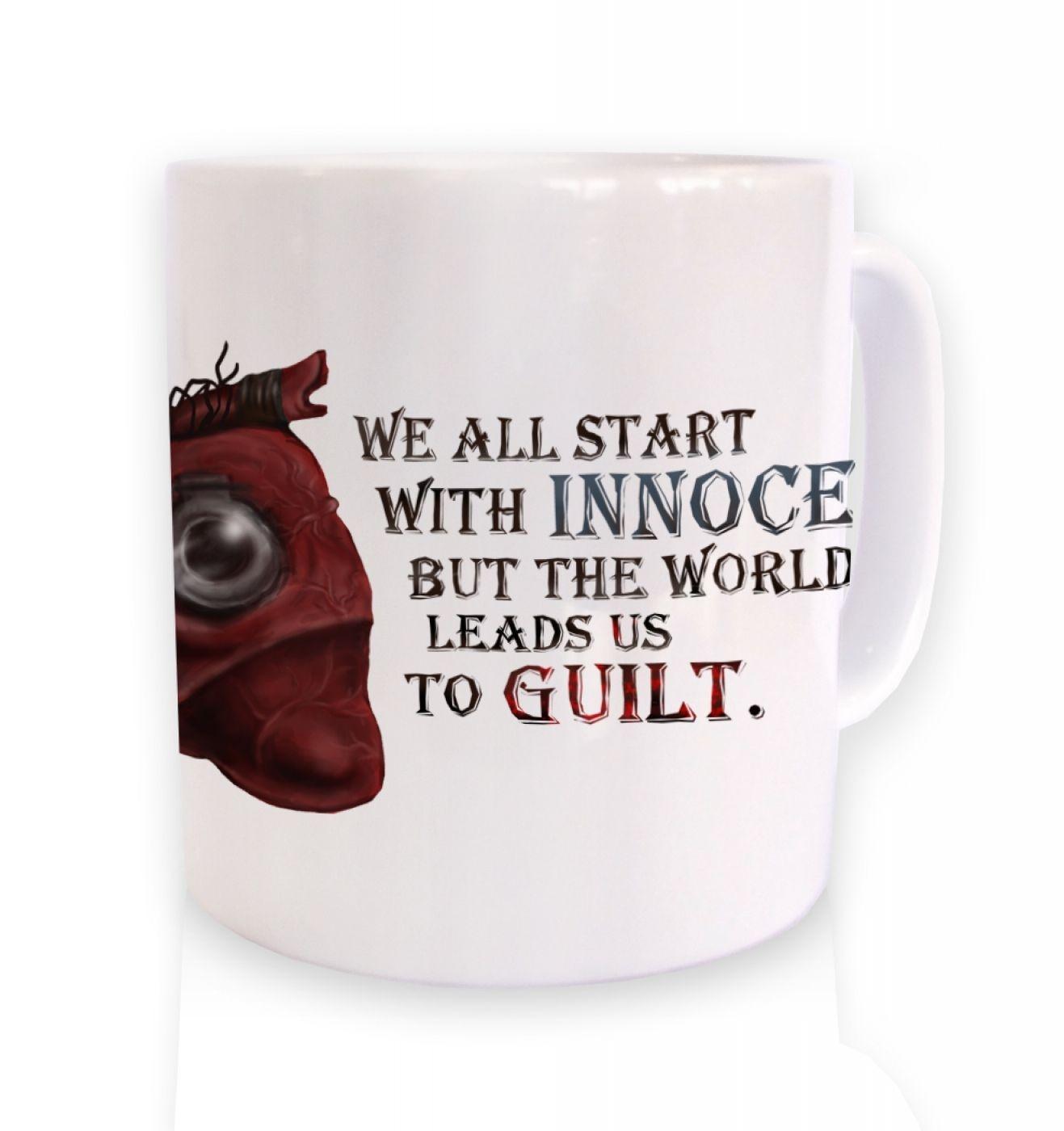 The Heart of Dishonor mug
