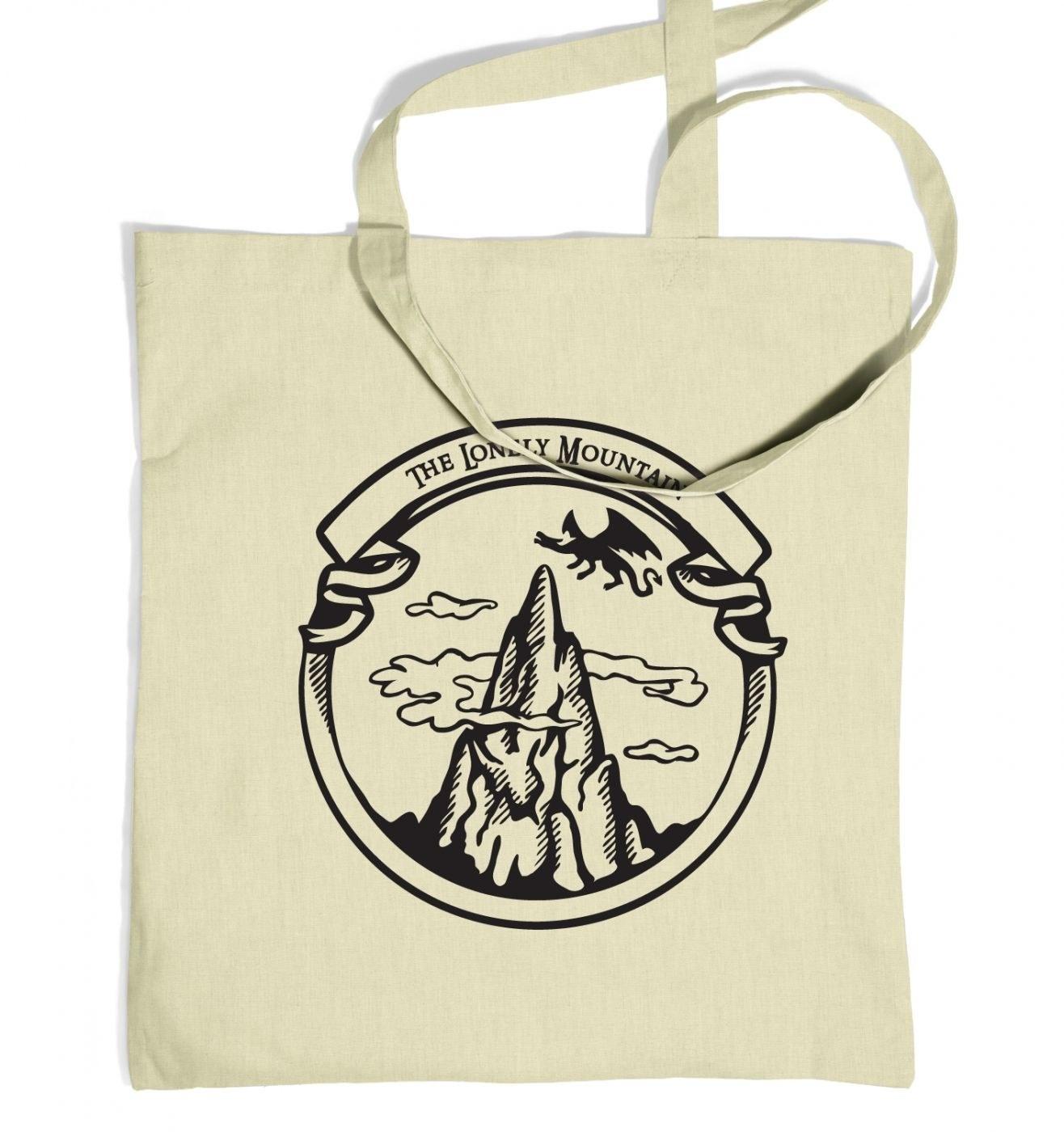 The Dragon Mountain tote bag