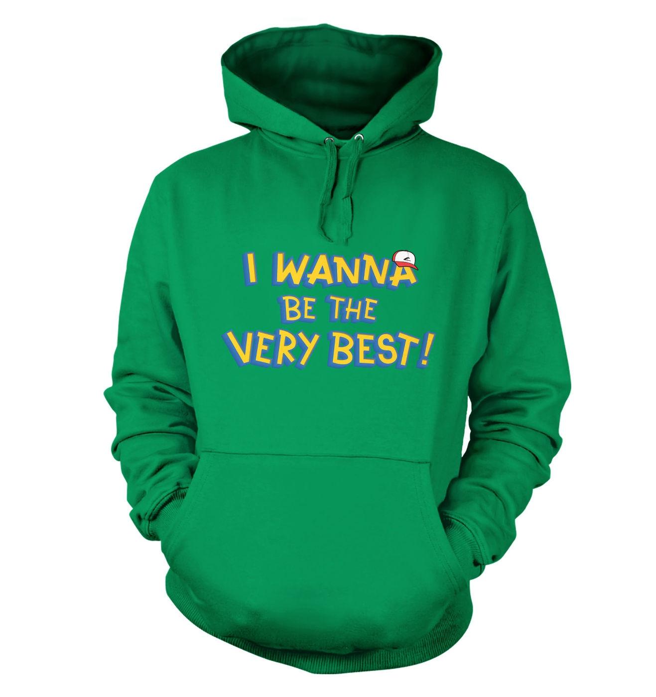 The Very Best hoodie by Something Geeky