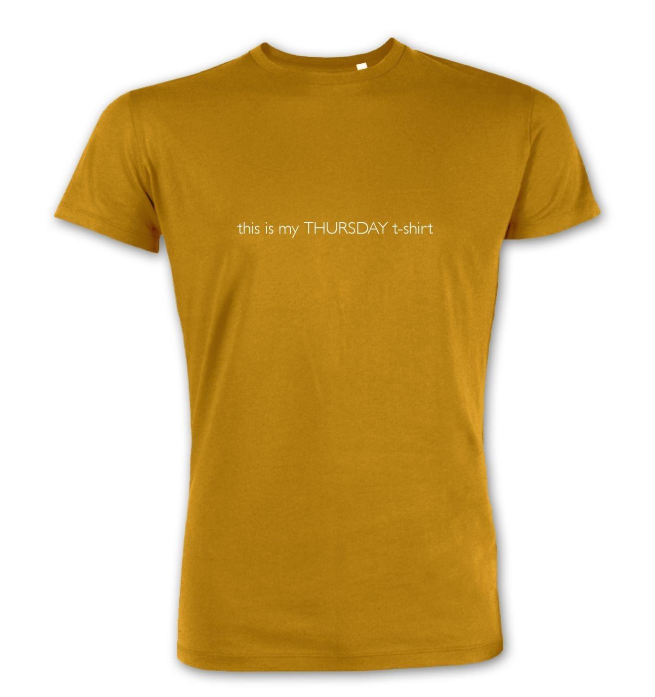 This is my Thursday Premium t-shirt men's tee