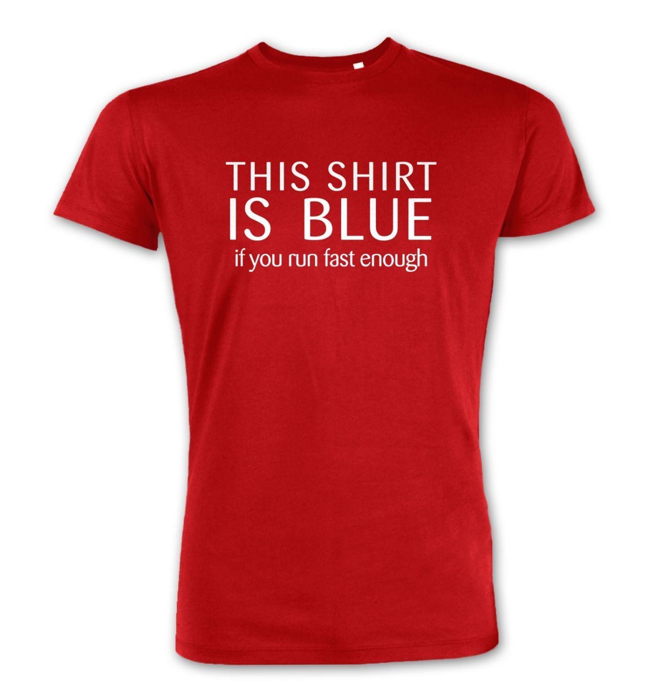 This Shirt Is Blue men's Premium t-shirt