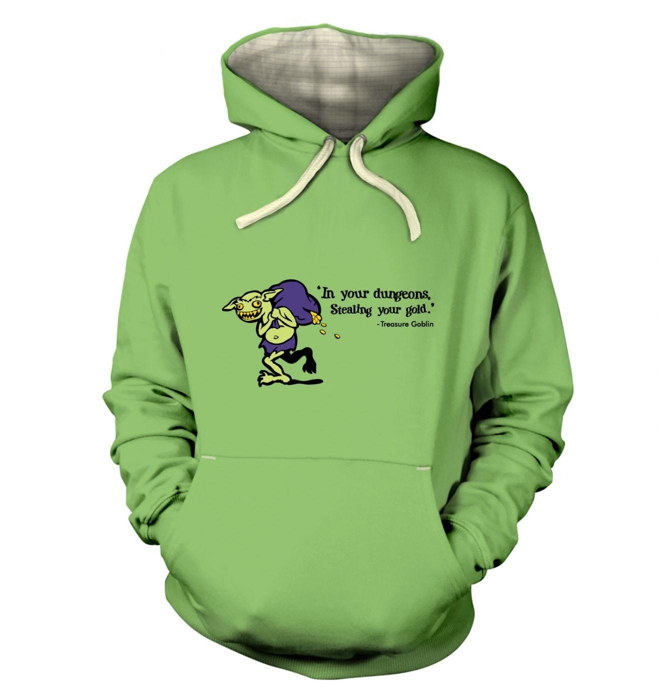 Treasure Goblin premium hoodie