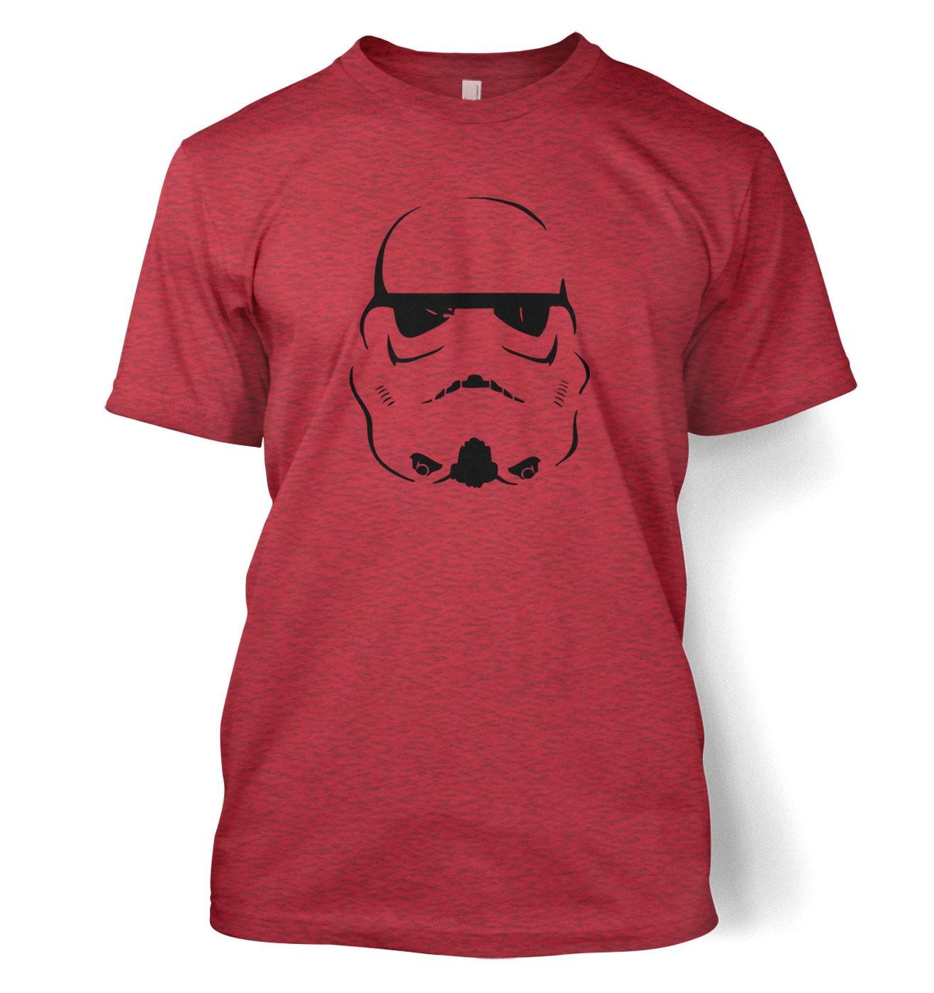 Trooper Helmet T-Shirt - Inspired by Star Wars