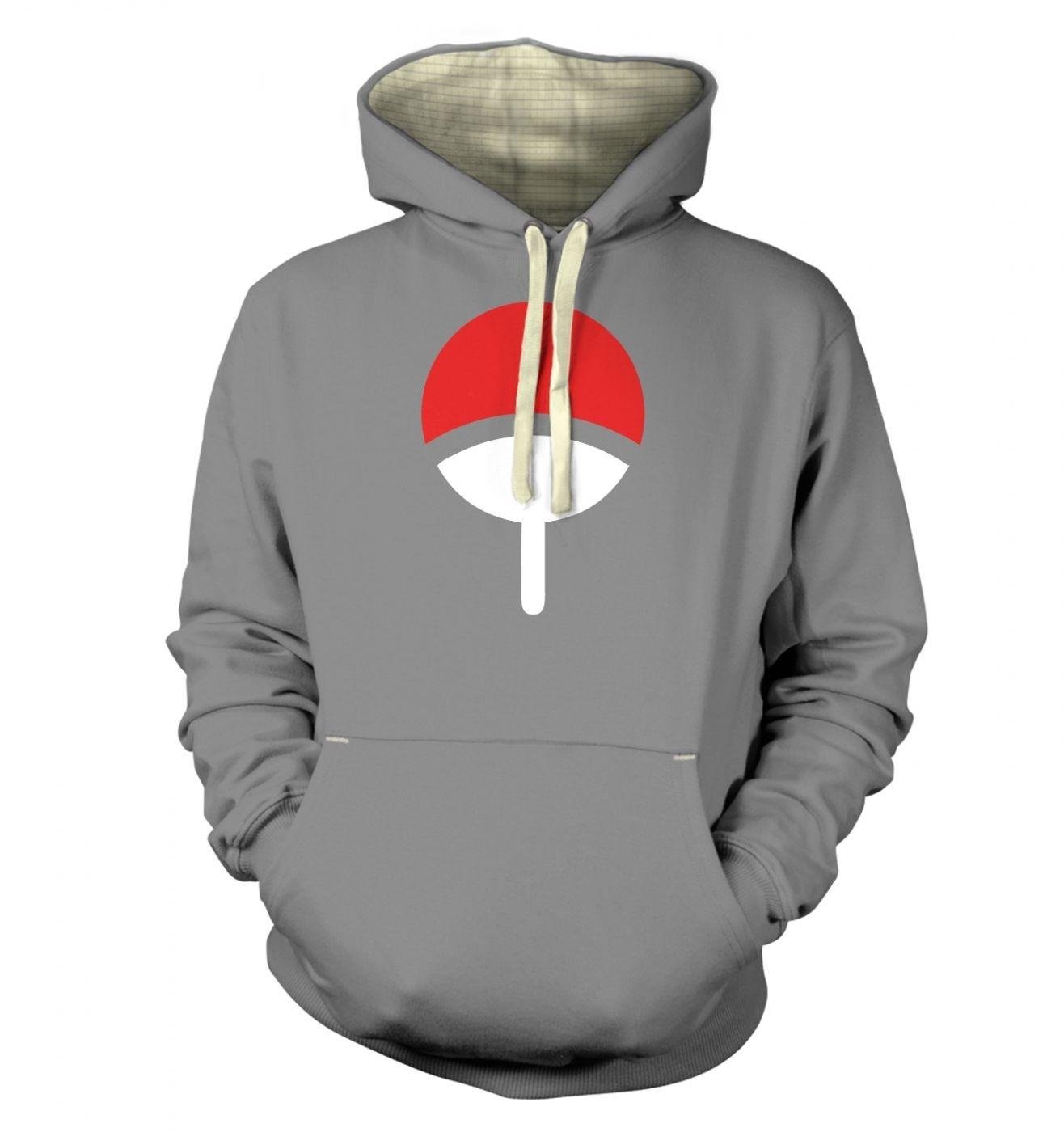 Uchiha Family premium hoodie