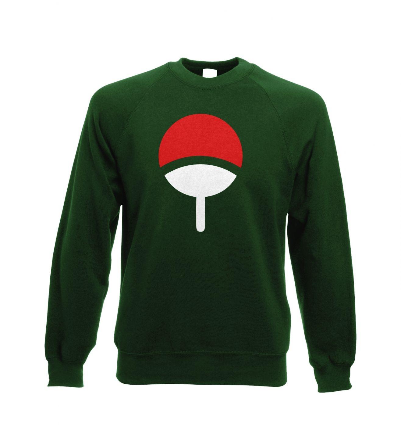 Uchiha Family Adult Crewneck Sweatshirt