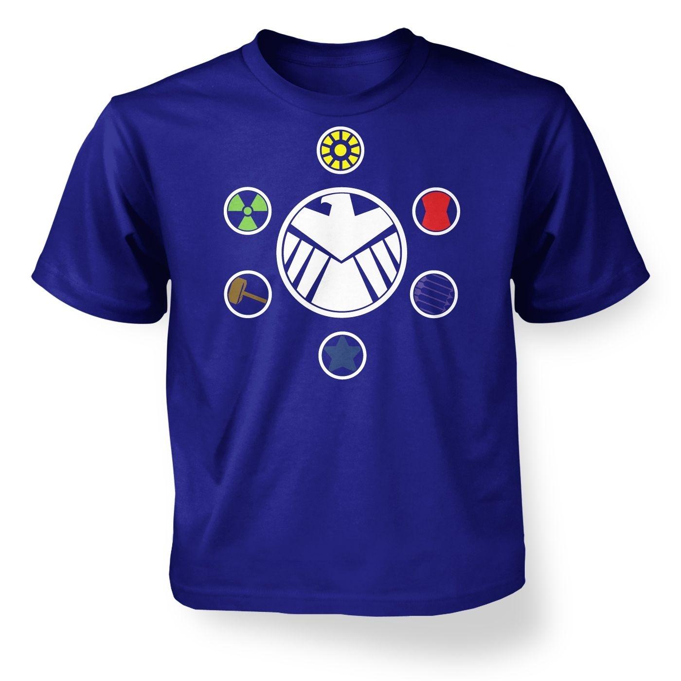 Avengers Unity kids' t-shirt