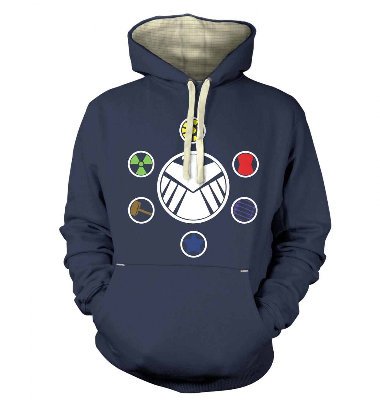Avengers Unity premium hoodie