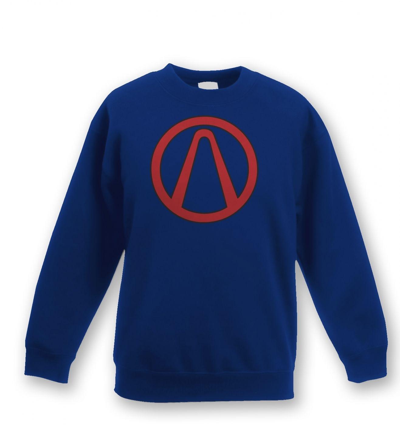 Vault Symbol kids' sweatshirt
