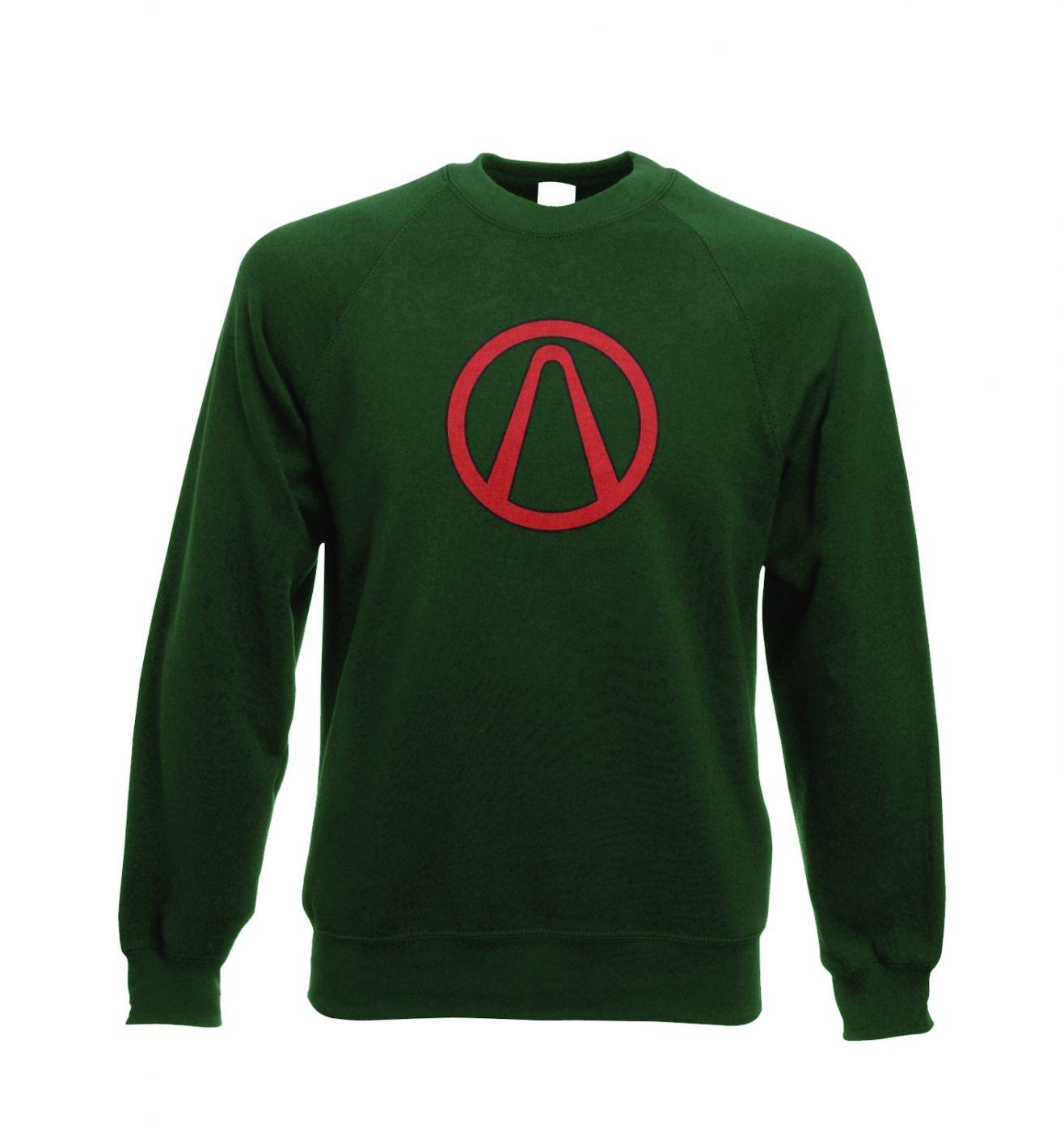 Vault Symbol crewneck sweatshirt