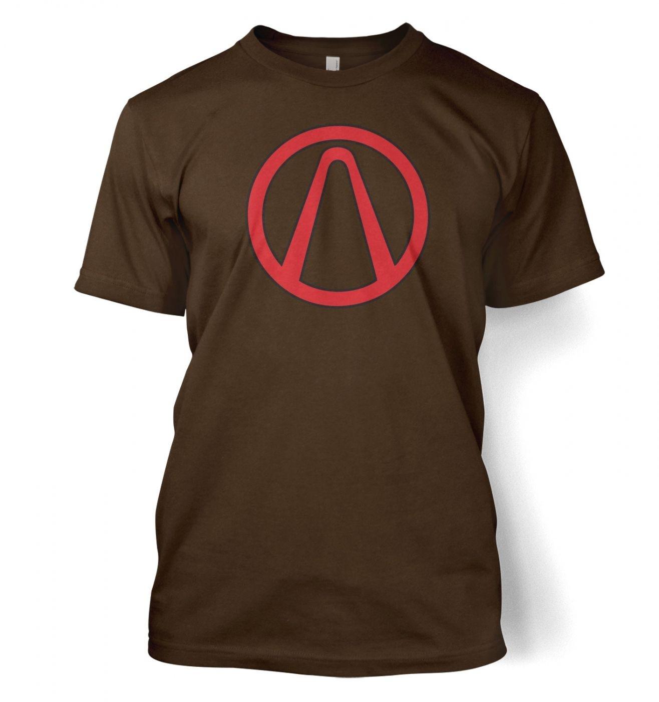 Vault Symbol men's t-shirt