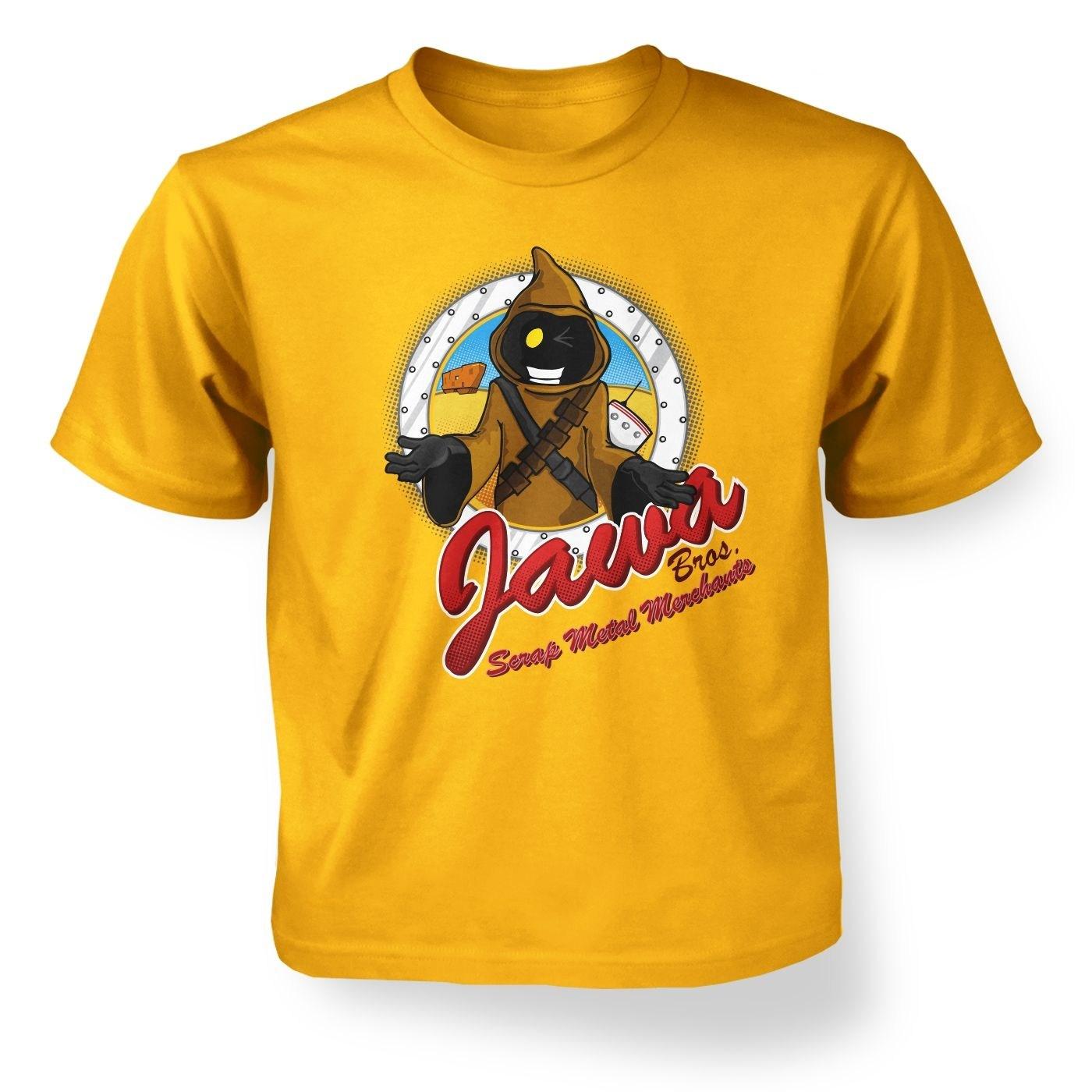 Version 2  - Jawa Bros Scrap Metal Merchants Kids T-shirt