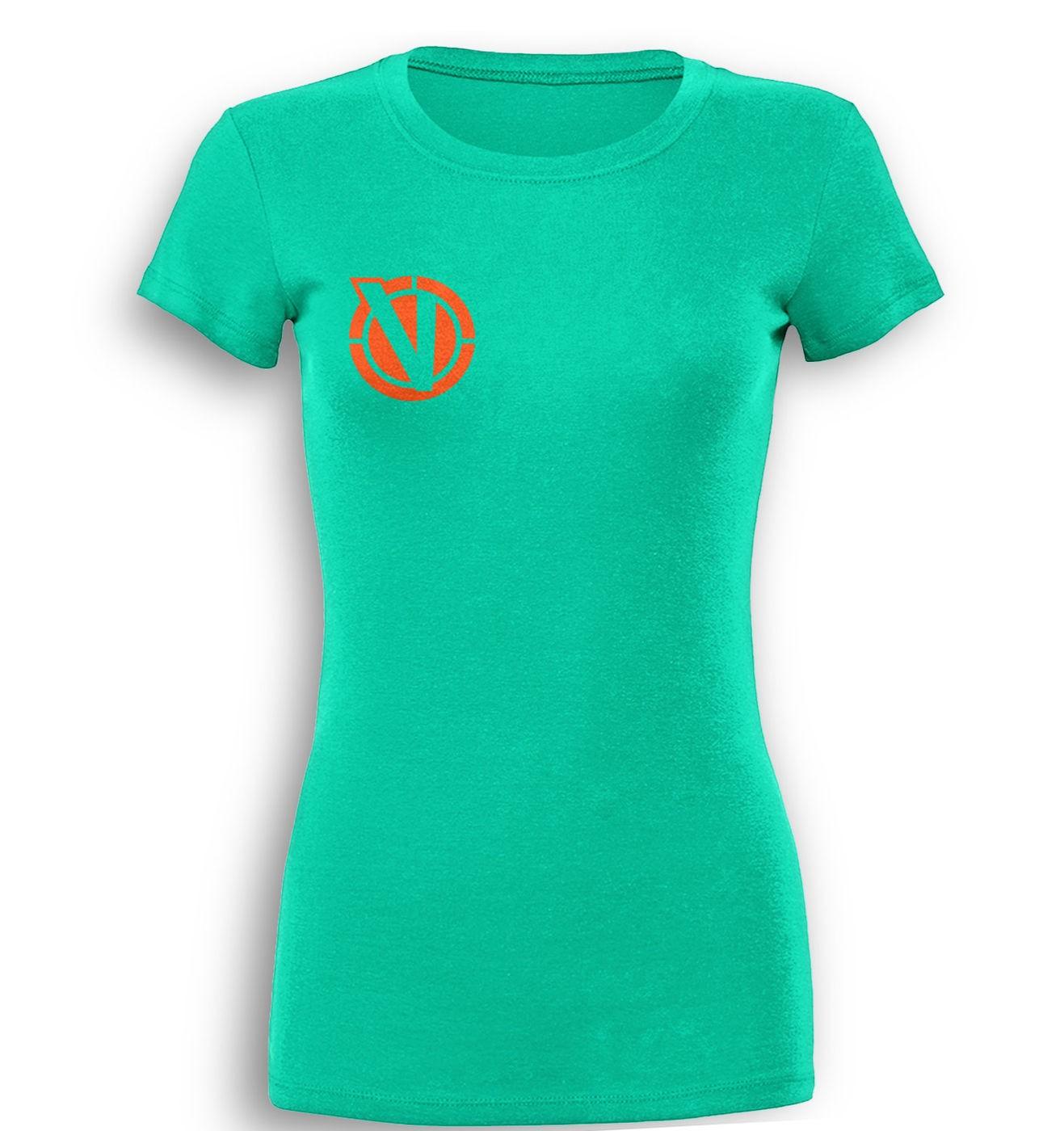 Vindicators Logo premium womens t-shirt by Something Geeky