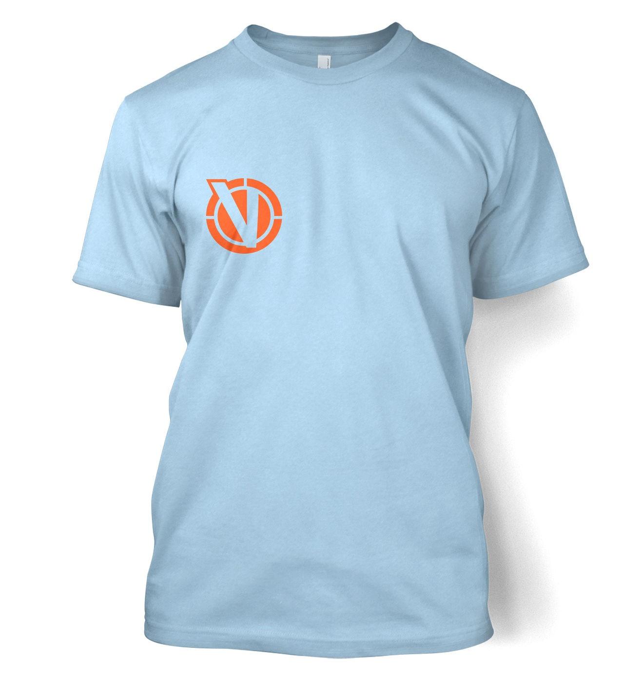 Vindicators Logo t-shirt by Something Geeky