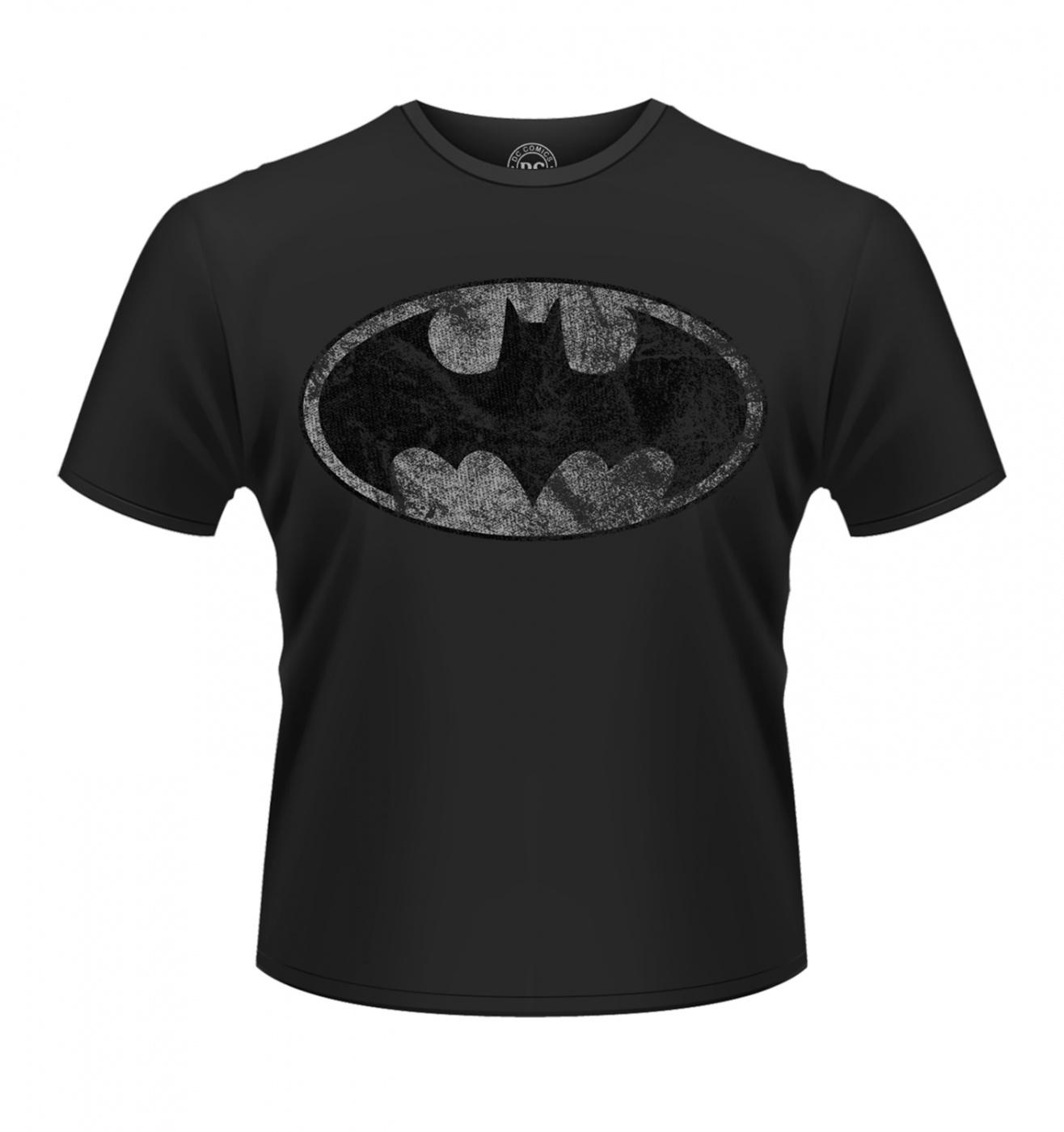 OFFICIAL Vintage Batman Logo men's t-shirt