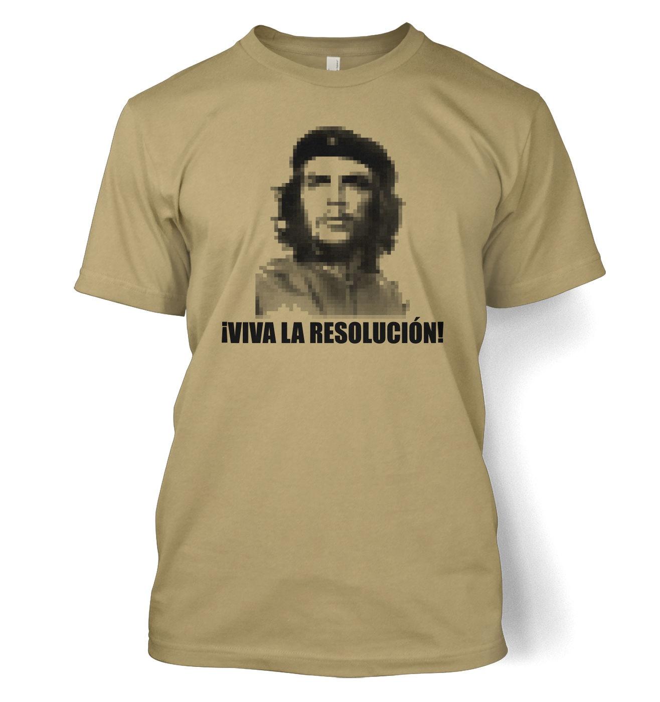 Viva La Resolucion t-shirt
