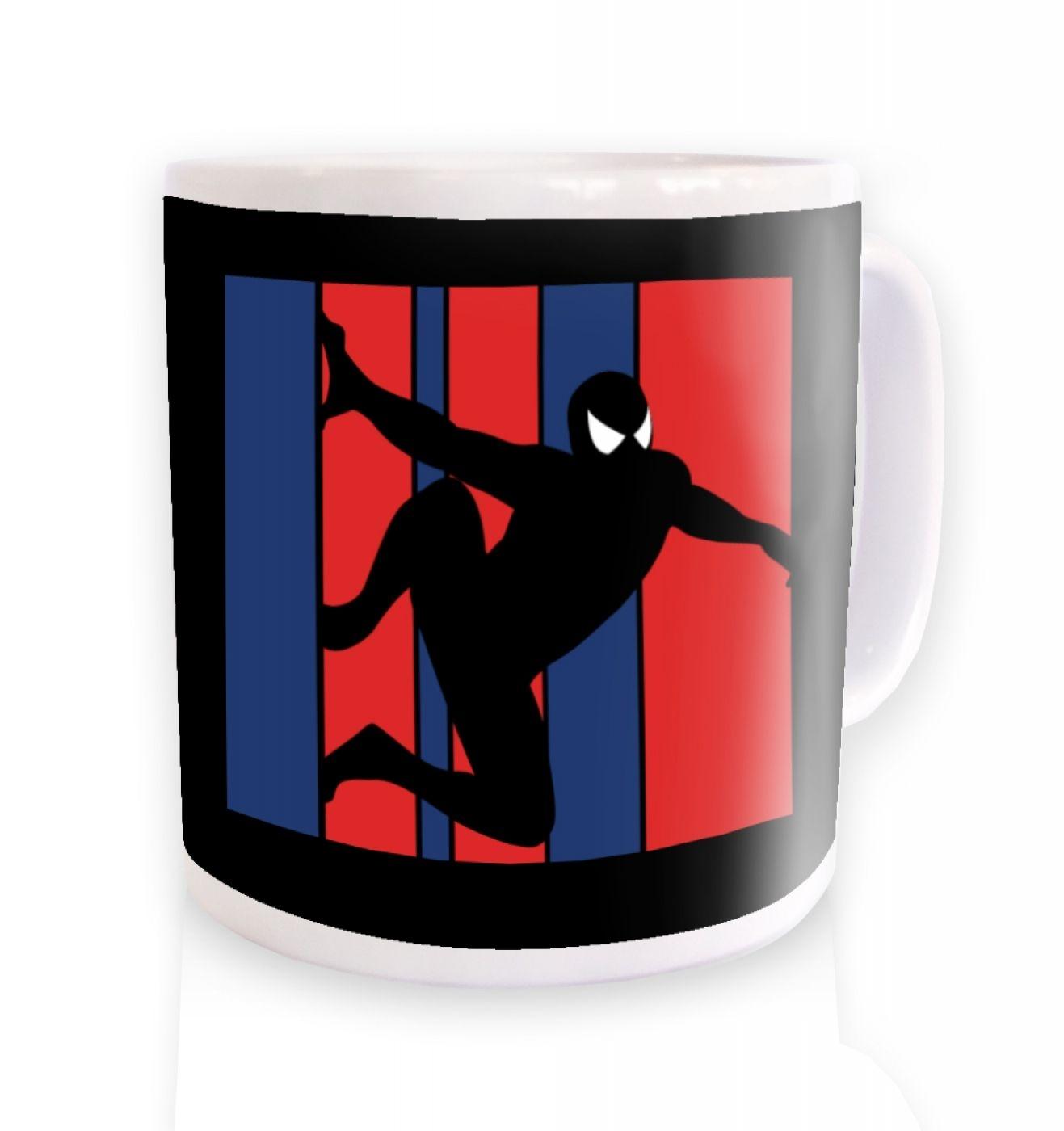 Web Slinger Mug Inspired By Spiderman