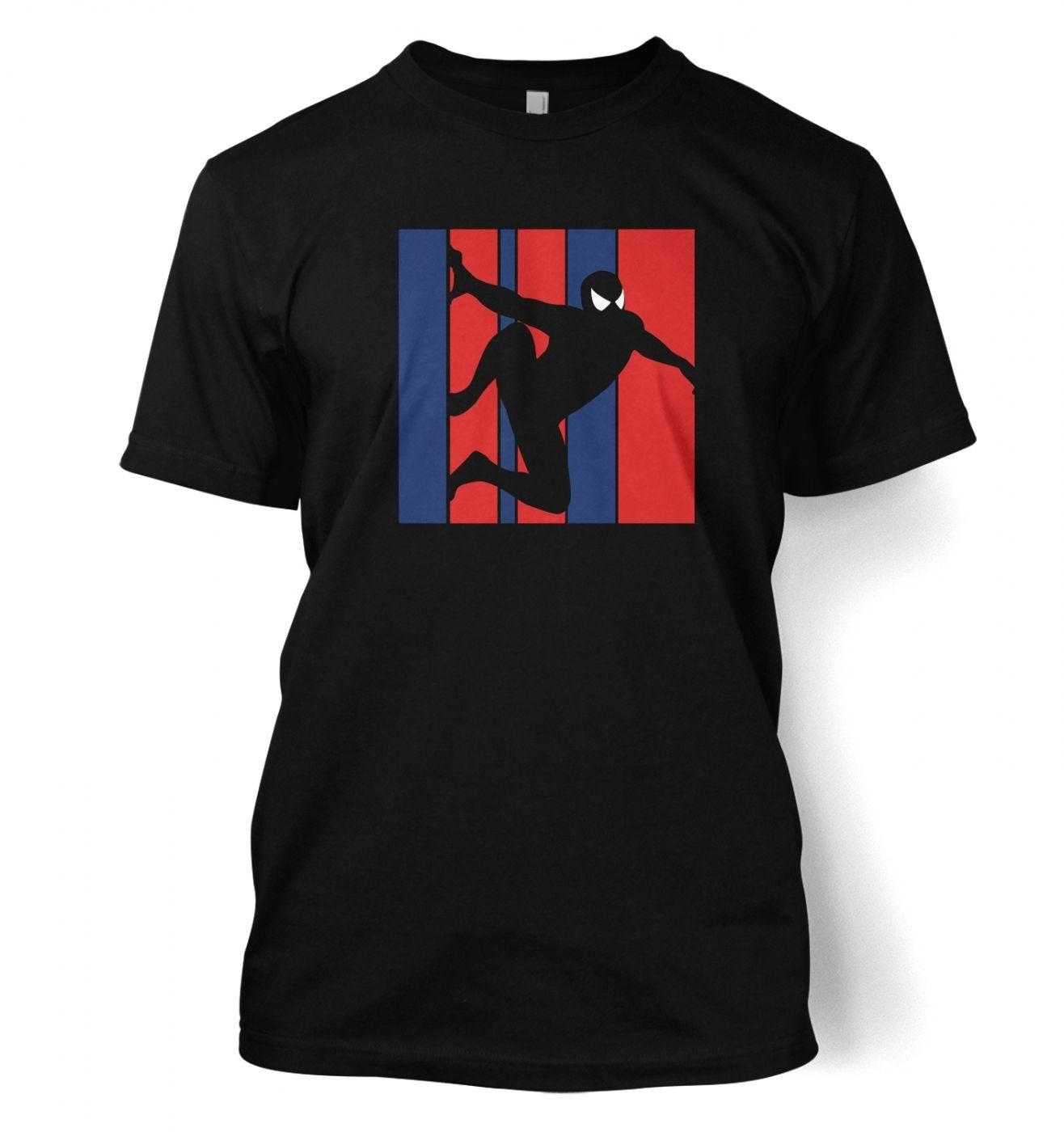 Web Slinger men's t-shirt