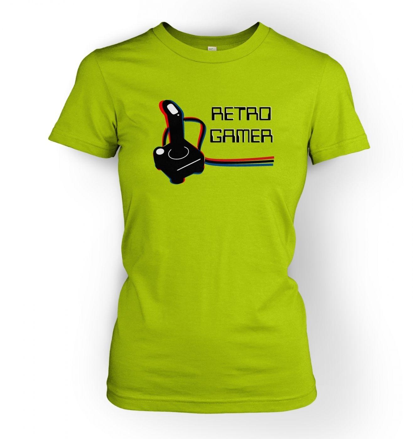 Women's Retro Gamer T-Shirt