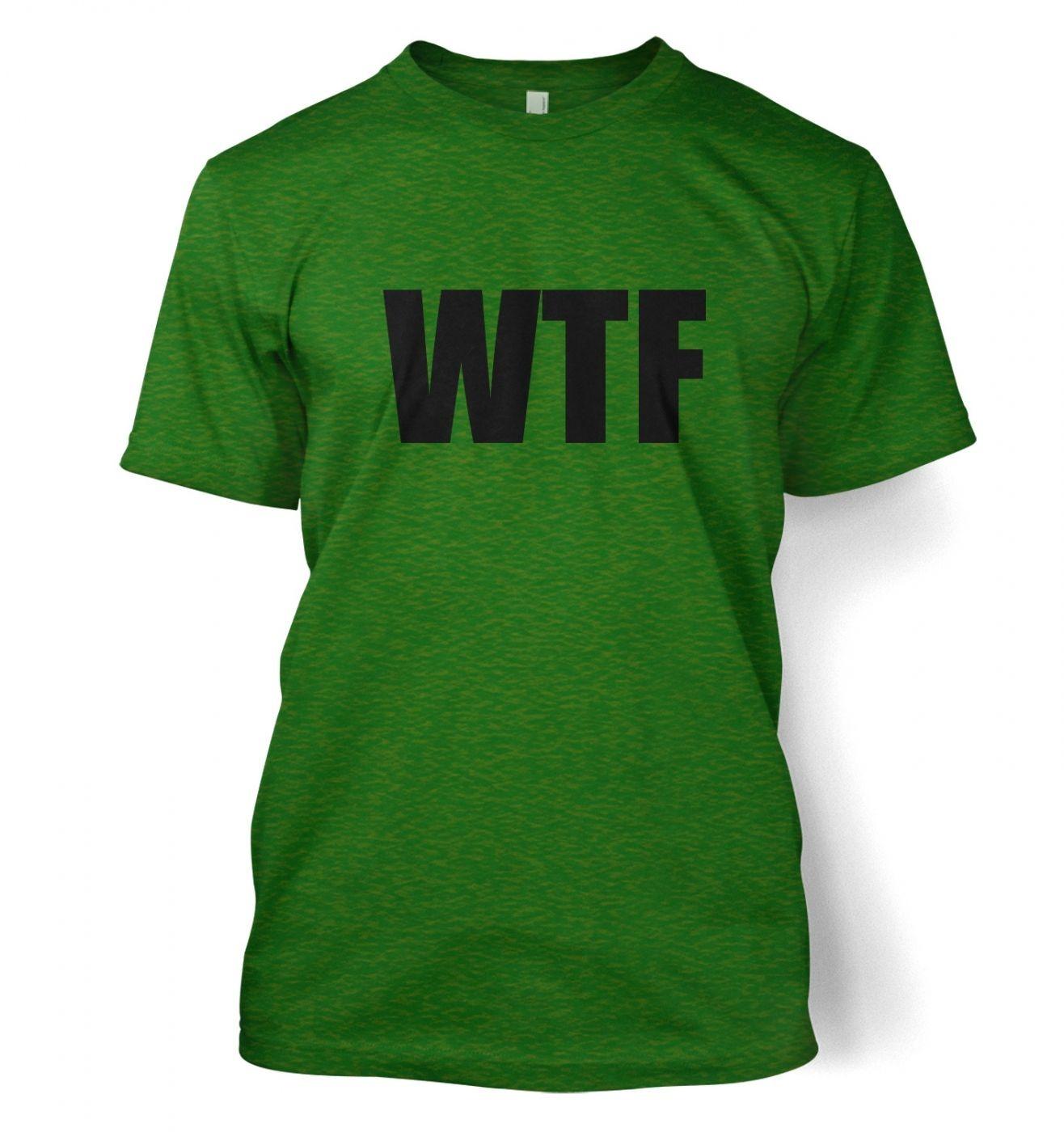 WTF Men's t-shirt