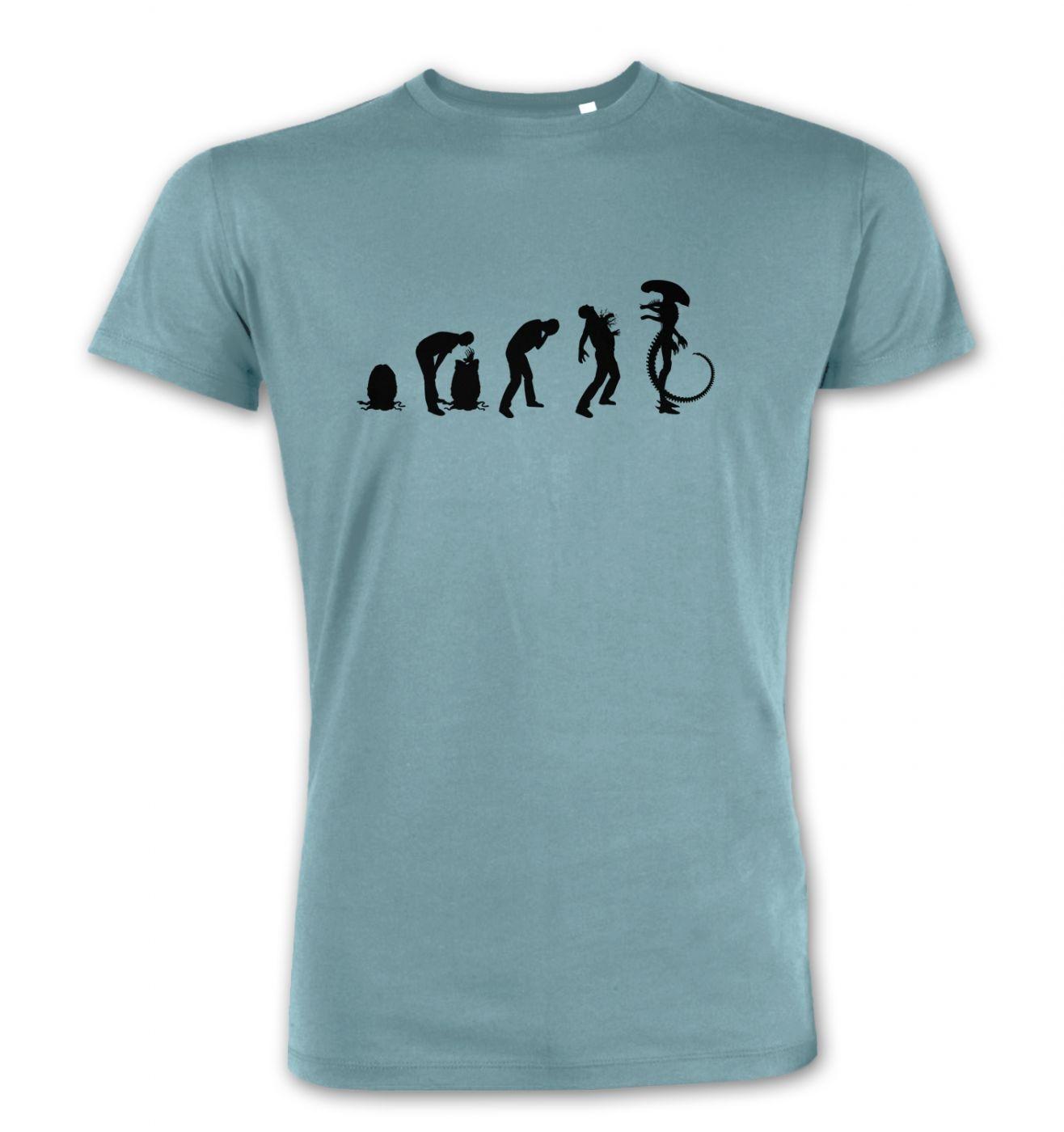 Xenomorph Evolution t-shirt (premium)