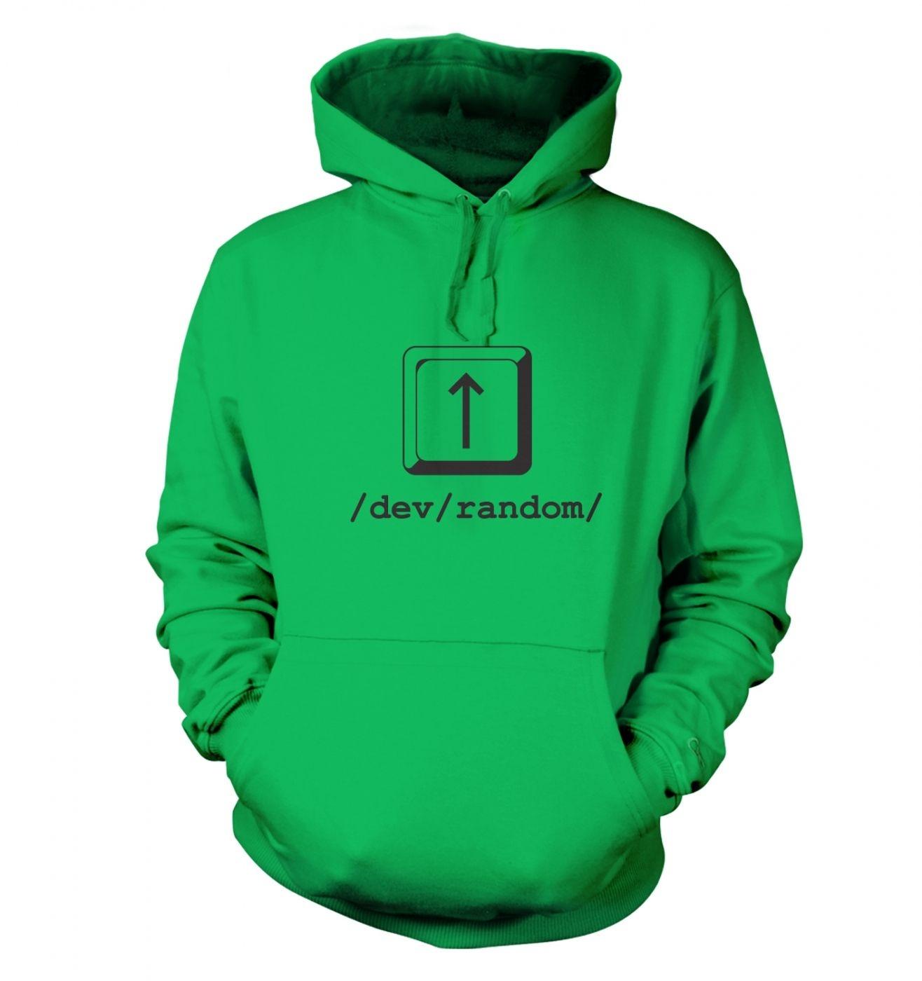 You're random linux hoodie