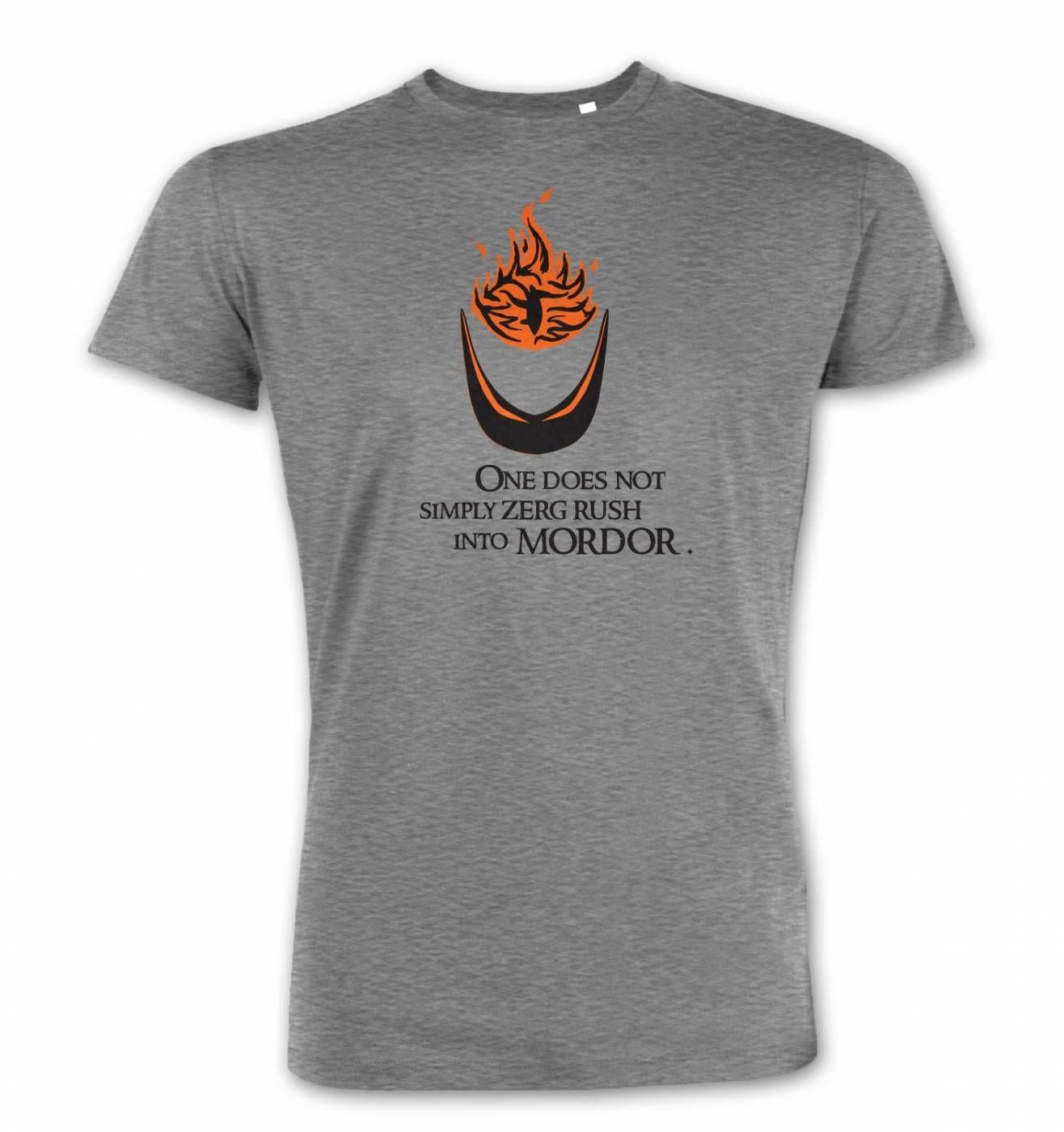 Zerg Rush into Mordor Premium t-shirt