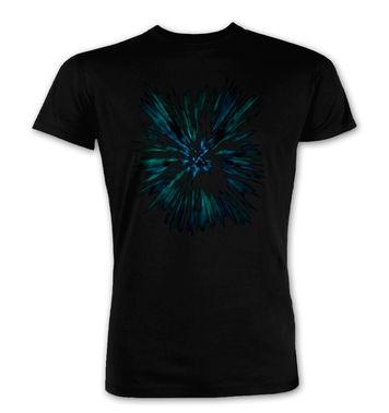 Lightspeed Woosh (Blue) premium t-shirt
