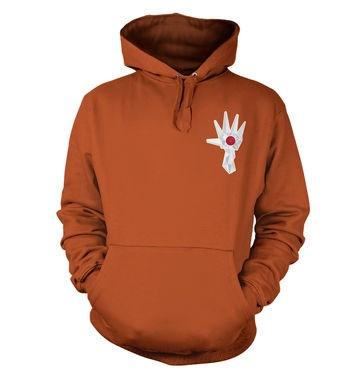 Logan's Hand (Badge) hoodie