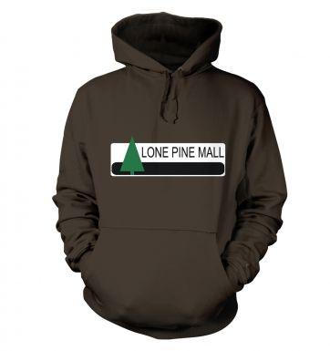 Lone Pine Mall hoodie